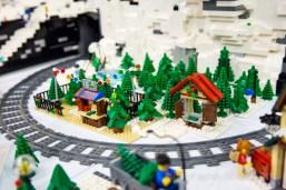 Our LEGO Winter Village MOC-0453