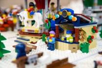 Our LEGO Winter Village MOC-0456