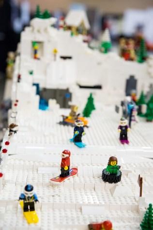 Our LEGO Winter Village MOC-0461