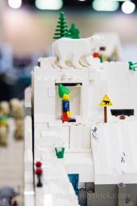 Our LEGO Winter Village MOC-0462