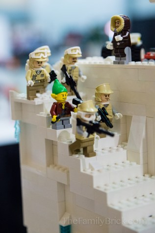 Our LEGO Winter Village MOC-0484
