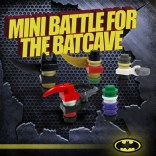LEGO Ideas Mini Battle for the Batcave 1