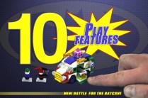 LEGO Ideas Mini Battle for the Batcave 3