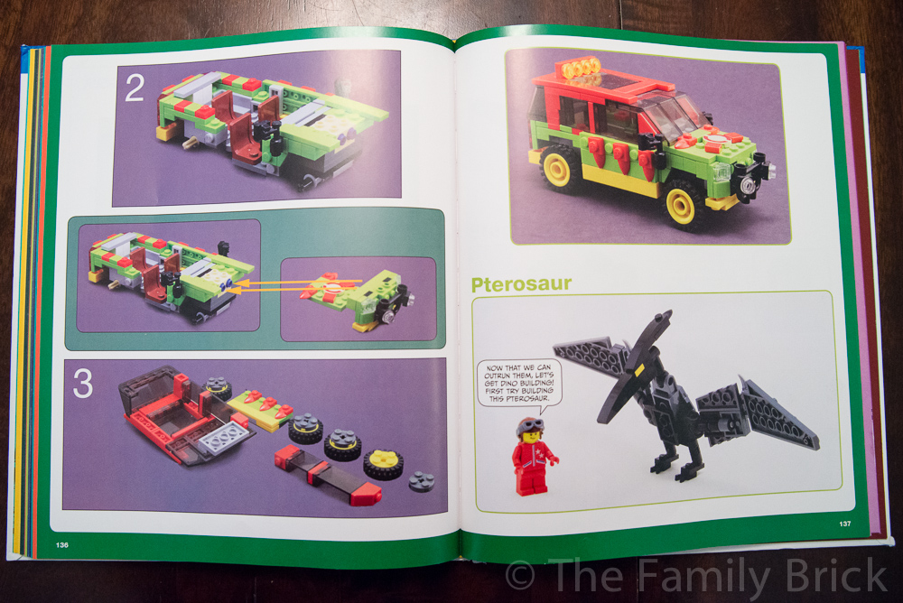The Lego Adventure Book Vol. 1