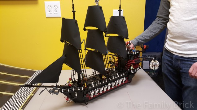 DixieLUG - Atlanta LEGO User Group - January 2016 Meeting