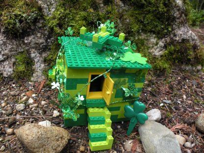 Leprechaun Trap... on Pots & Pins