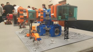 March 2016 DixieLUG Meeting LEGO Builds-143706