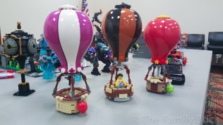 March 2016 DixieLUG Meeting LEGO Builds-143948