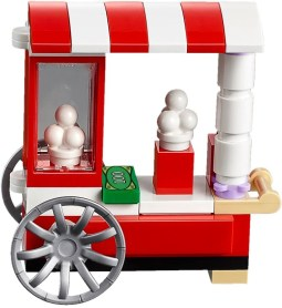 LEGO Friends Amusement Park Roller Coaster - 21