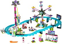 LEGO Friends Amusement Park Roller Coaster - 22