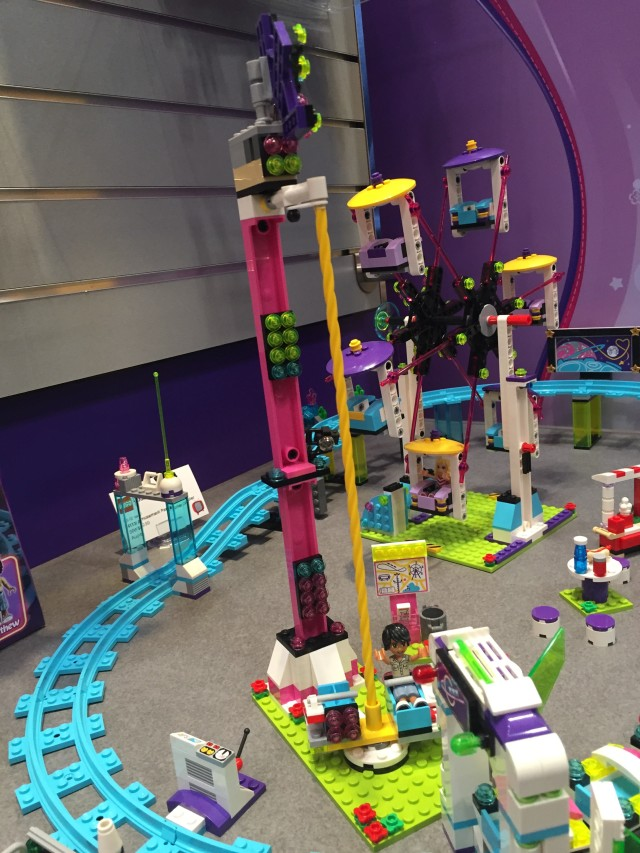 LEGO Friends Amusement Park Roller Coaster Set Revealed ...