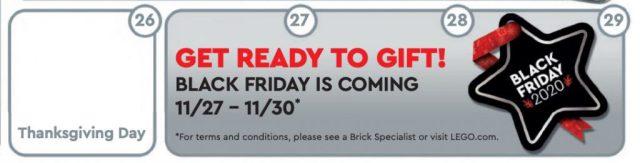 2020 Lego Black Friday Deals The Family Brick