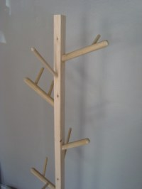 Plans to build Diy Tree Branch Coat Rack PDF Plans