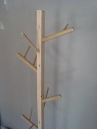 Plans to build Diy Tree Branch Coat Rack PDF Plans