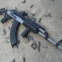 Stainless Steel Ak-47