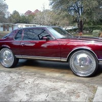 Chevy Caprice Classic 2 dr coupe (picture)