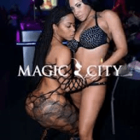 Inside the Atlanta Strip Club that Runs Hip Hop-Magic City   (News)
