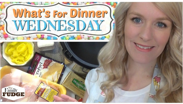 What For Dinner Wednesday || Mississippi Chicken || Gluten Free