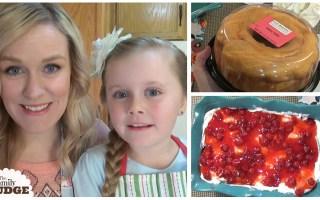 ANGEL CHERRY DELIGHT    No Bake Dessert    How to Recipe