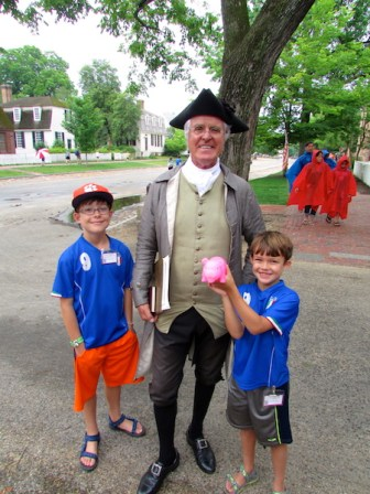 Traveling Colonial Williamsburg - The Family Glampers