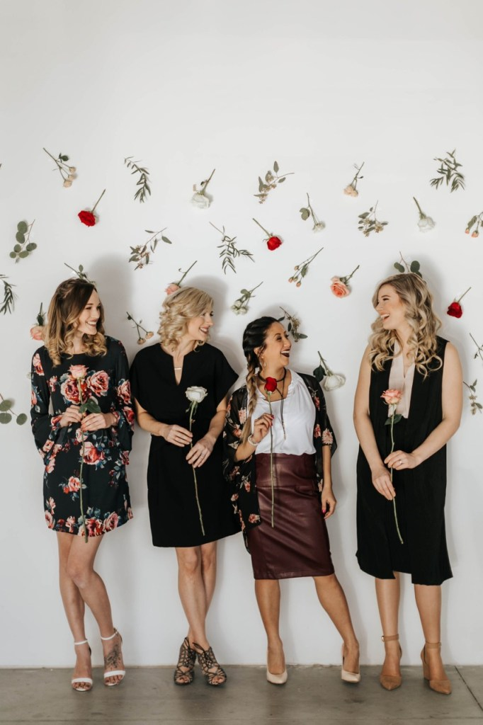 Galentine's Day Photoshoot