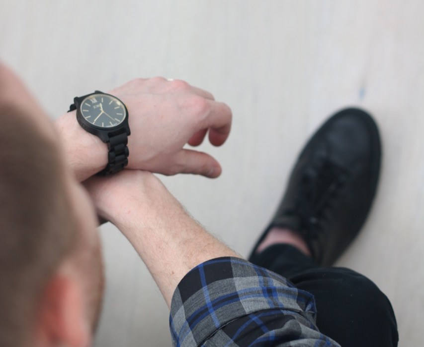 Pre-Spring Wardrobe Edit for Him: Jord Men's Watches (+ Giveaway!)