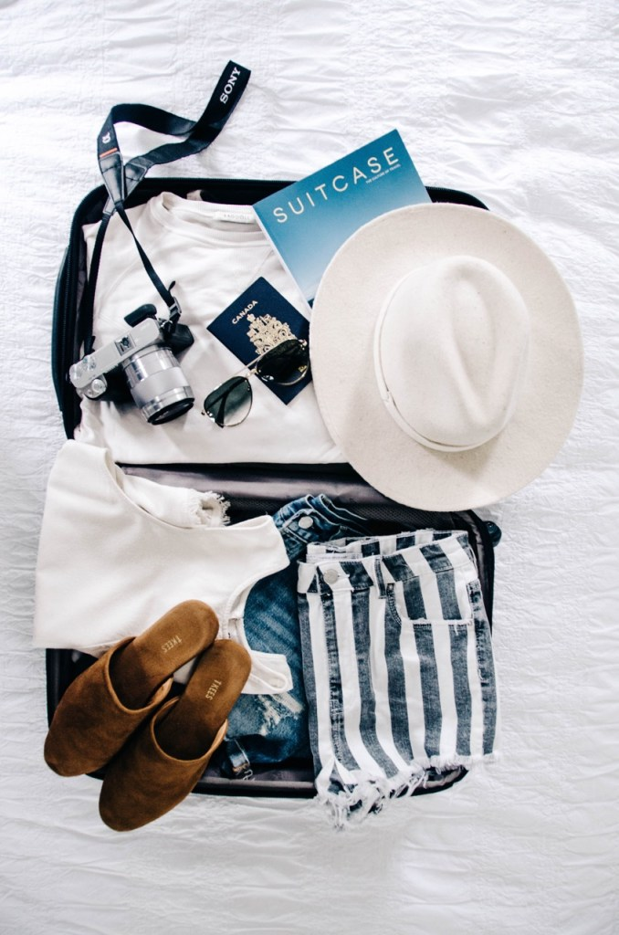 How to Pack for Spring Break in a Carry On
