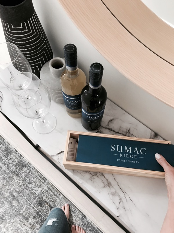 May Long Weekend with Sumac Ridge Wine