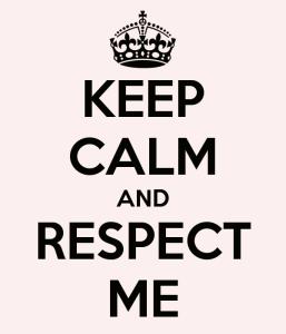 Calm Respect