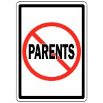 Not About Parents