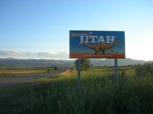 Utah by jimmywayne at Flickr