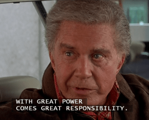 Wise Uncle Ben