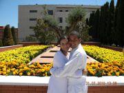 temple wedding celebration