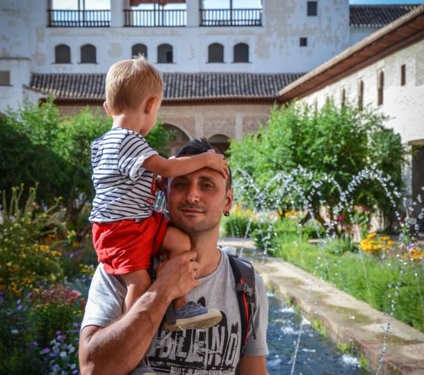 Due giorni a Granada