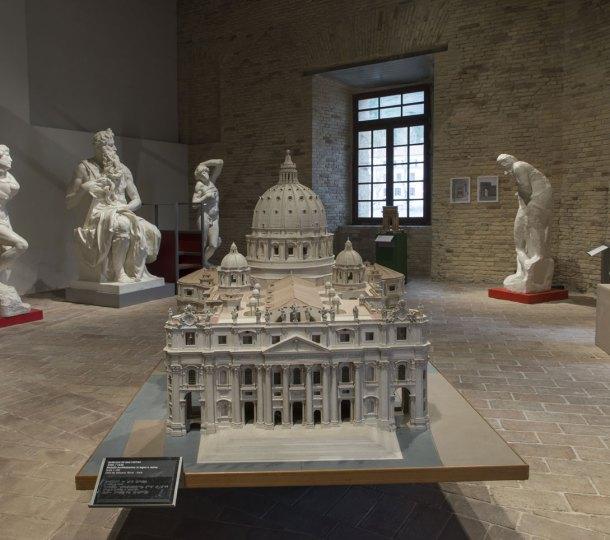 Museo Tattile Omero di Ancona.