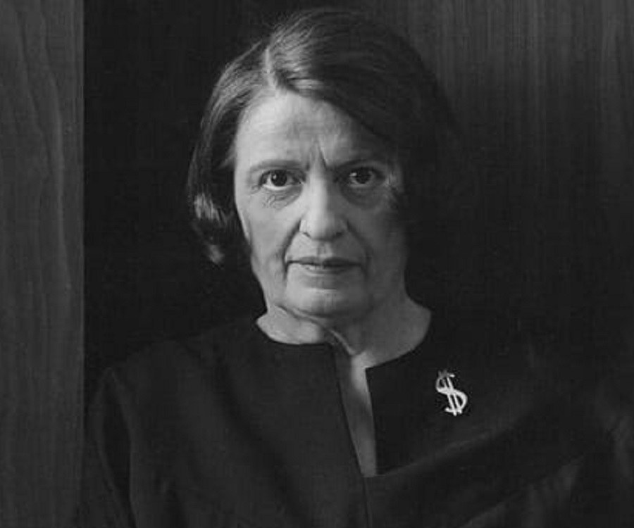 Ayn Rand Biography  Facts, Childhood, Family Life