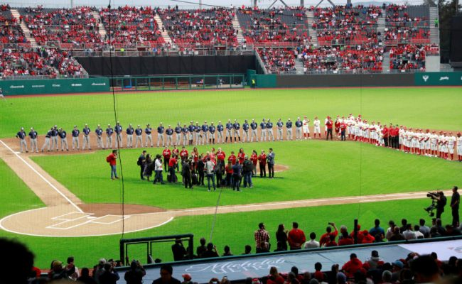 Mlb To Hold First Regular Season Games In Mexico City