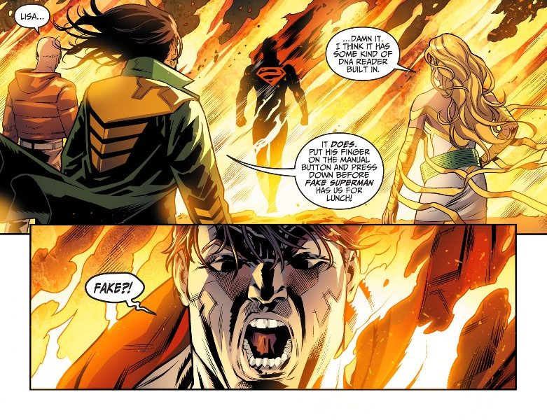 Injustice- Gods Among Us - Year Five (2015-) 010-011