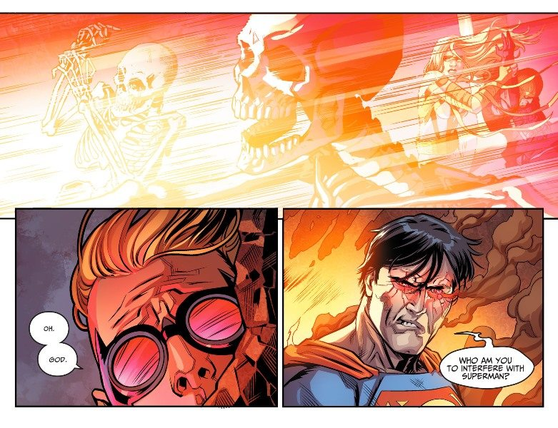 Injustice- Gods Among Us - Year Five (2015-) 010-013