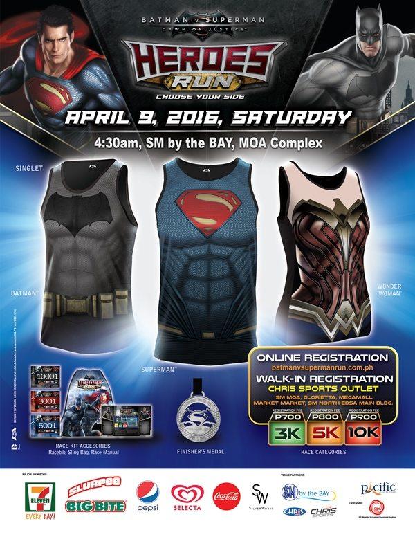 batman v superman heroes run official details (1)