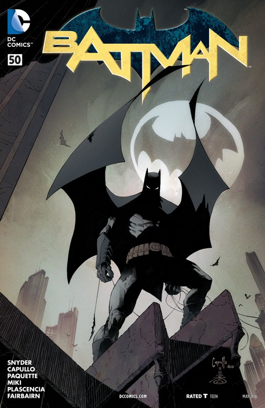 Batman (2011-) 050-000