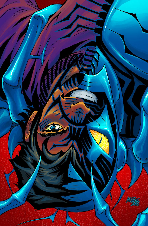 Blue Beetle Rebirth # 1