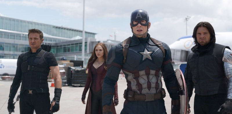 Captain America Civil War Chris Evans (1)