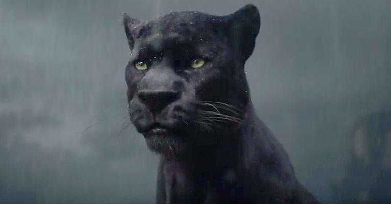 The Jungle Book Ben Kingsley Bageerah (2)