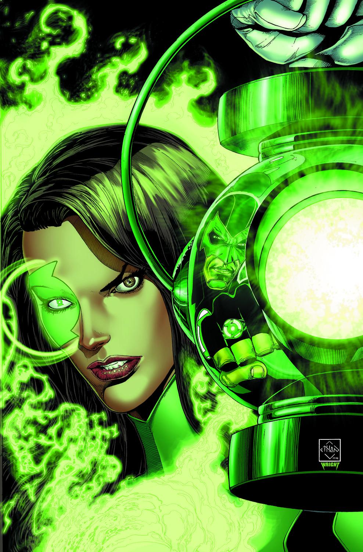 green lanterns rebirth # 1