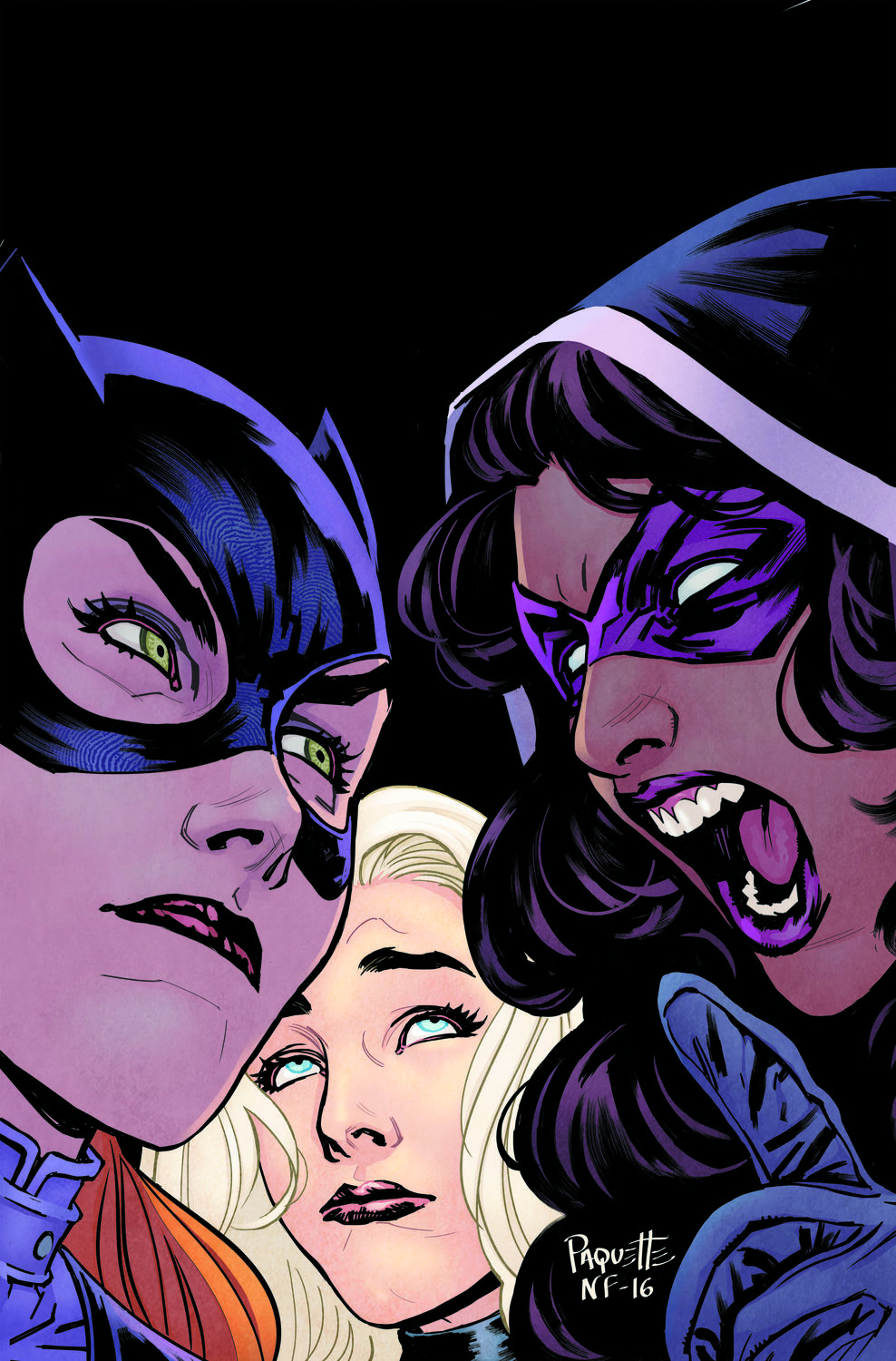 Batgirl and the Birds of Prey # 1