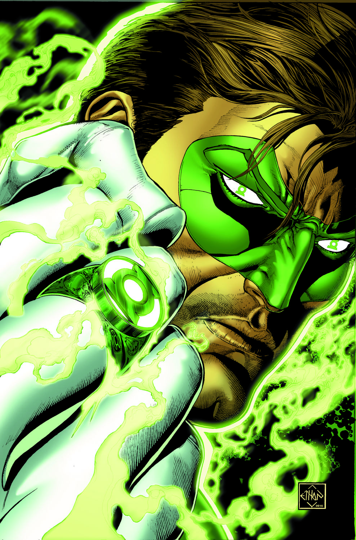 Hal Jordan and the Green Lantern Corps Rebirth # 1