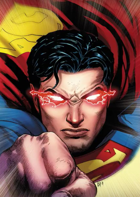 superman rebirth # 1