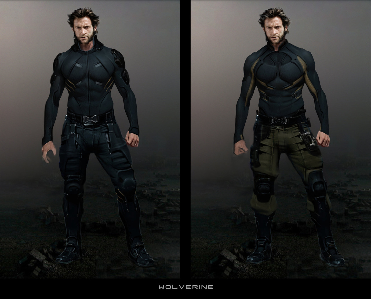 x-men days of future past wolverine concept art joshua james (5)