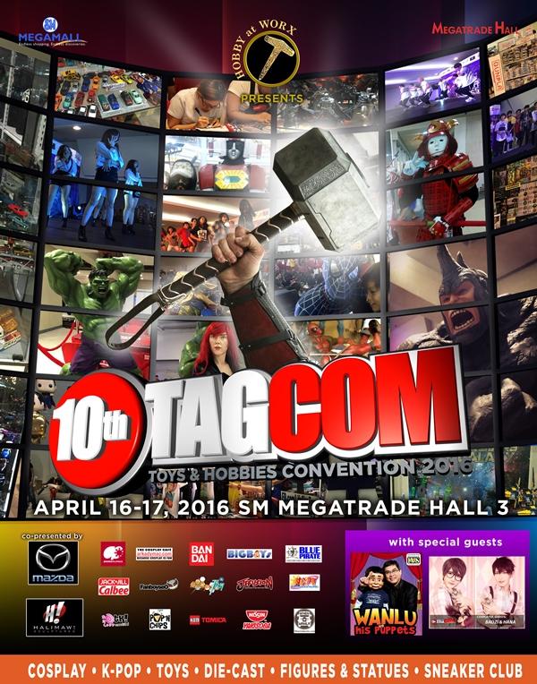 10th tagcom full poster